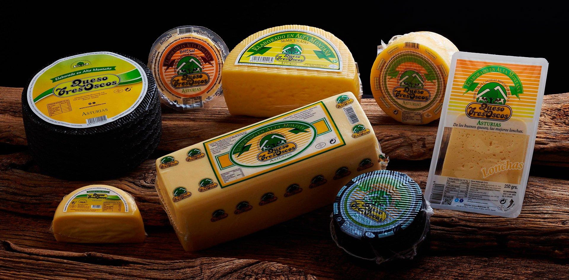 Productos Lácteas Monteverde - OSCOS